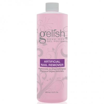 Artificial Nail Remover 480ml - GELISH - odstraňovač gel laku na nehty