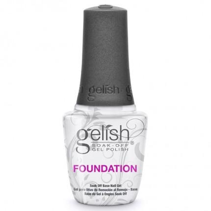 Foundation 15ml - GELISH - základní vrstva gel laku na nehty