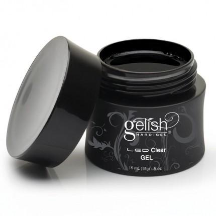 Hard-Gel Clear Gel 15ml - GELISH - průhledný zpevňující gel na nehty