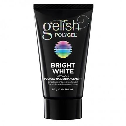 Polygel Bright White 60g - GELISH - polygel jasně bílý