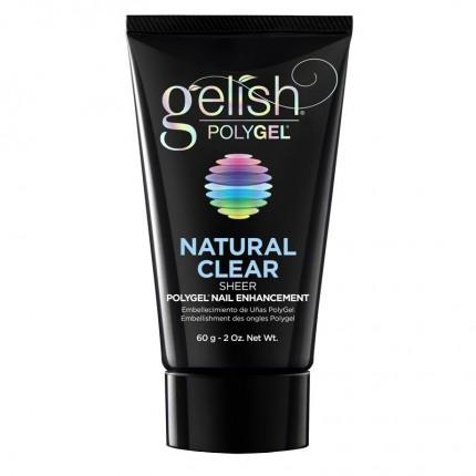 Polygel Natural Clear 60g - GELISH - polygel průhledný