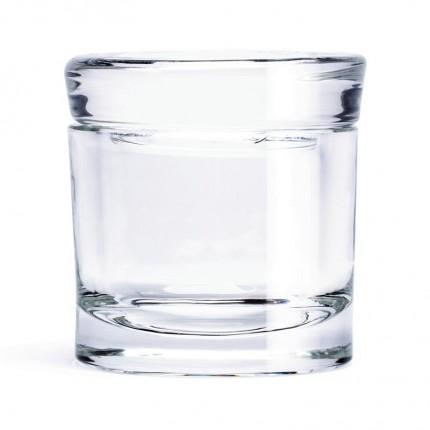 Glass Dappin Dish - GELISH - skleněná dóza na polygél