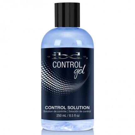 Control Solution 250ml - IBD Control Gel - roztok na tavrování hybridního gelu na nehty