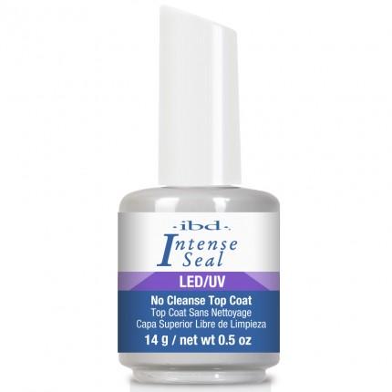 LED/UV Intense Seal 14ml - IBD vrchní bezvýpotková vrstva pro gelové a akrylové nehty