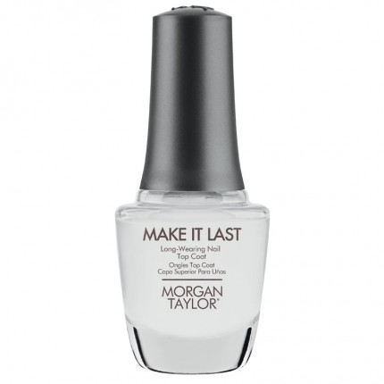 Make It Last 15ml - MORGAN TAYLOR - vrchní vrstva laku na nehty