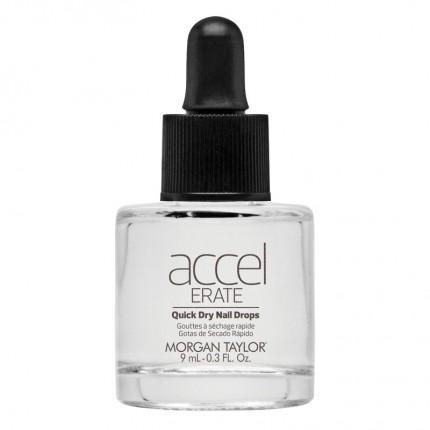 Accelerate Quick Dry Spray & Drops 9ml - MORGAN TAYLOR - sušič laku na nehty
