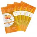 BareLuxury Energy Orange & Lemongrass - MORGAN TAYLOR - kompletní SPA mani / pedi pomarač / citrónová tráva (sada)