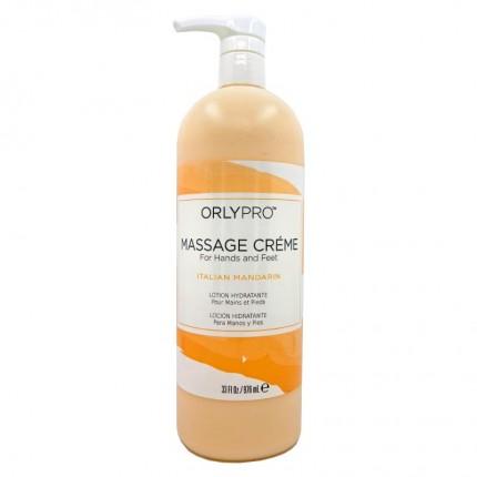 Massage Creme 976ml - ORLY masážní krém na ruce a chodidla