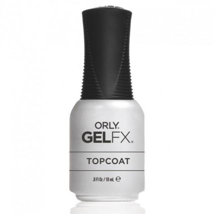 Topcoat 18ml - ORLY GELFX - vrchní gel lak na nehty