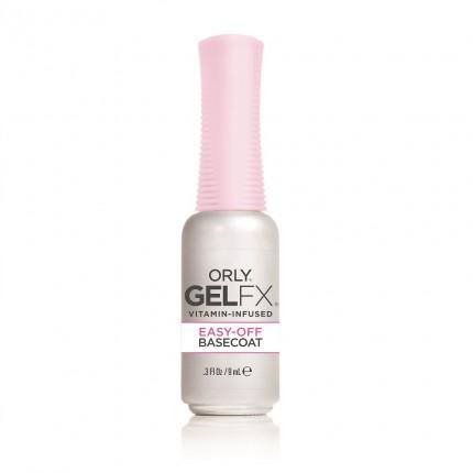 Easy-Off Basecoat 9ml - ORLY GELFX - podkladový gel lak na nehty