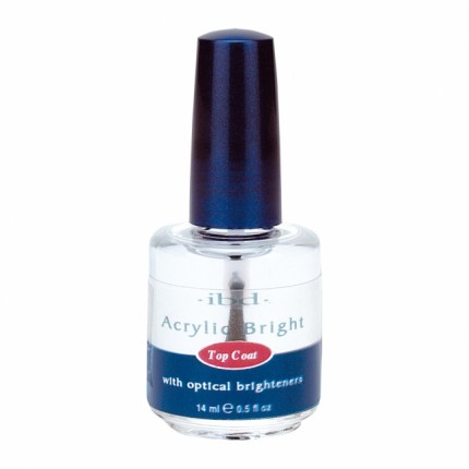 Acrylic Bright Topcoat 14ml (214205) na errow.cz