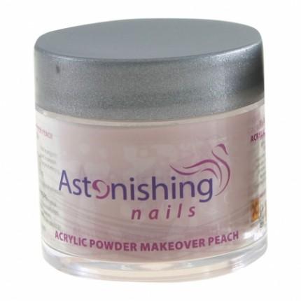 Acrylic Powder Makeover Peach 25 g (1210851021) na errow.cz