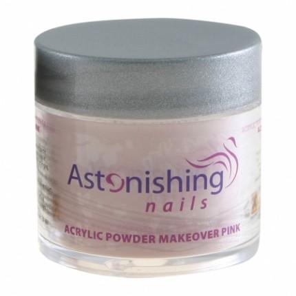 Acrylic Powder Makeover Pink 25 g