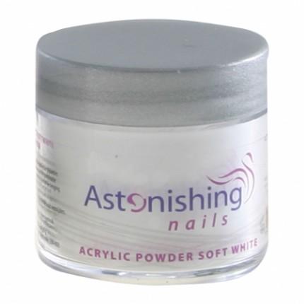 Acrylic Powder Soft White 25 g