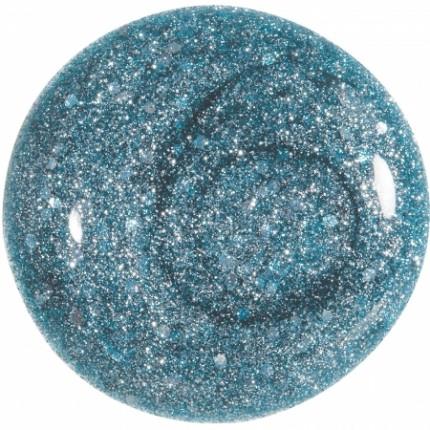 Aqua 3D Glitter 11ml - ORLY COLORBLAST - lak na nehty