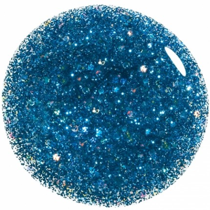 Azure Gloss Glitter 11ml - ORLY COLORBLAST - lak na nehty