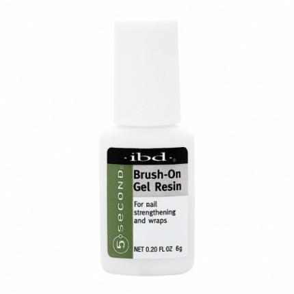Brush-On Nail Resin 6g - IBD lepidlo/pryskyřice na nehty