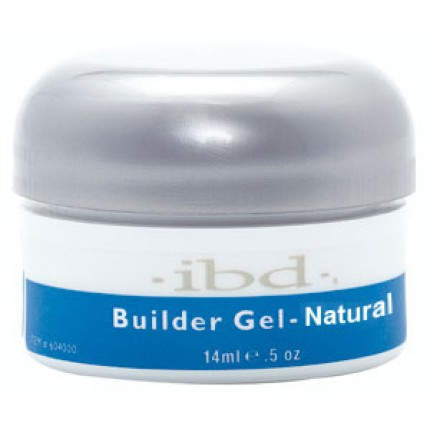 UV Builder Gel Natural 14ml - IBD stavební gel na nehty