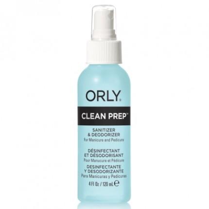 Clean Prep 118ml - ORLY na čistení a desinfekci