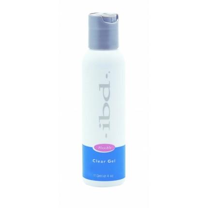 UV Clear Gel 113ml - IBD zpevňující gel na nehty