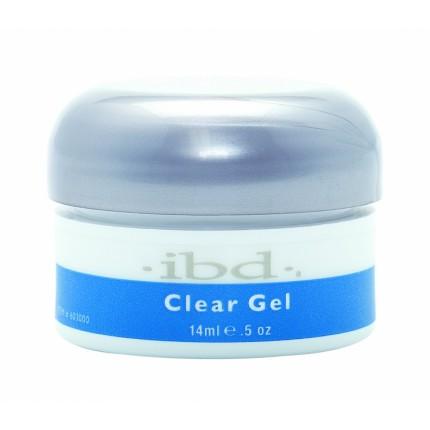 UV Clear Gel 14ml - IBD zpevňující gel na nehty