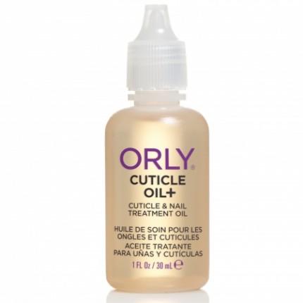 Cuticle Oil+ 30ml - ORLY olej pro dehydratované kůžičky nehtů