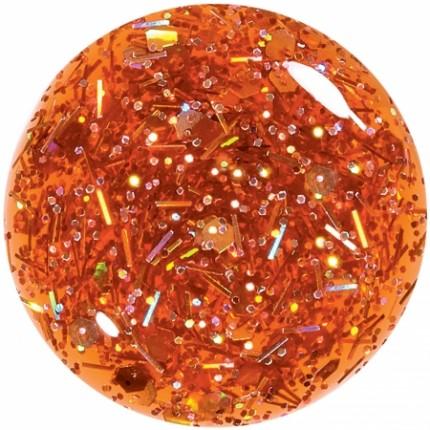Fiery Orange Chunky Glitter 11ml - ORLY COLORBLAST - lak na nehty