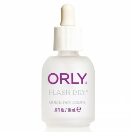 Flash Dry Drops 18ml - ORLY sušič laku na nehty