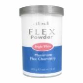 FLEX Bright White 453g - IBD - bílý akrylový prášek na errow.cz