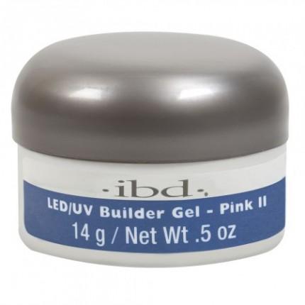 IBD LED/UV Builder Gel Pink II 14g (72171) na errow.cz