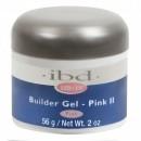Pink II 56g - LED/UV Builder Gel - IBD růžový stavební gel na nehty