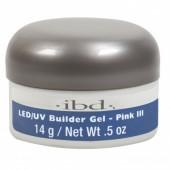 IBD LED/UV Builder Gel Pink III 14g (72172) na errow.cz