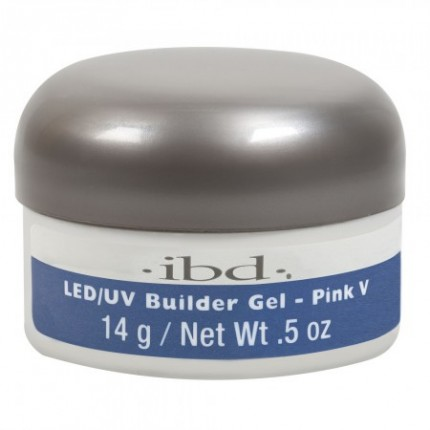 IBD LED/UV Builder Gel Pink V 14g (72174) na errow.cz