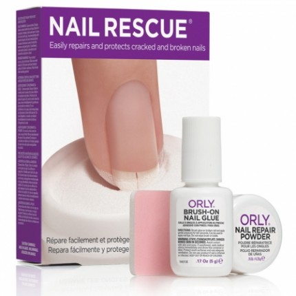 Nail Rescue Kit - ORLY sada na opravu nehtů
