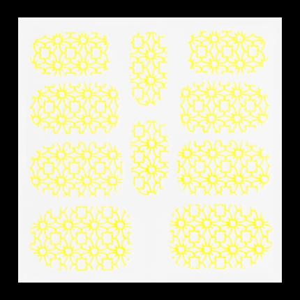 Nálepka - KOR002NY
