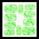 Nálepka - KOR010NG