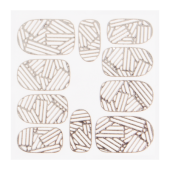 Nálepka - KOR010S (1599557156) na errow.cz