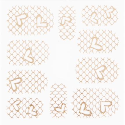 Nálepka - SFLS012G (1599557012) na errow.cz