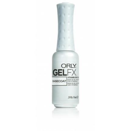 Basecoat 9ml - ORLY GELFX - podkladový gel lak na nehty