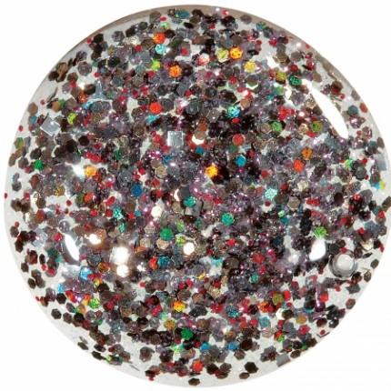 Plum Chunky Glitter 11ml - ORLY COLORBLAST - lak na nehty